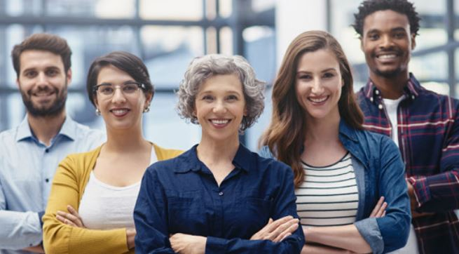 Managing the multi-generational workforce