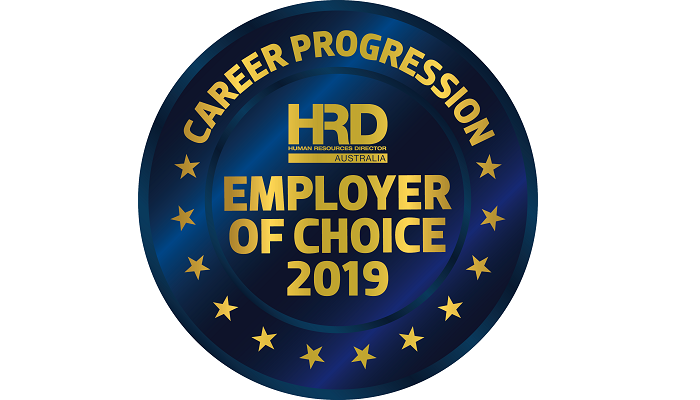 Career Progression - Employer of Choice 2019