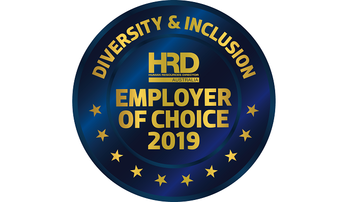 Diversity & Inclusion - Employer of Choice 2019