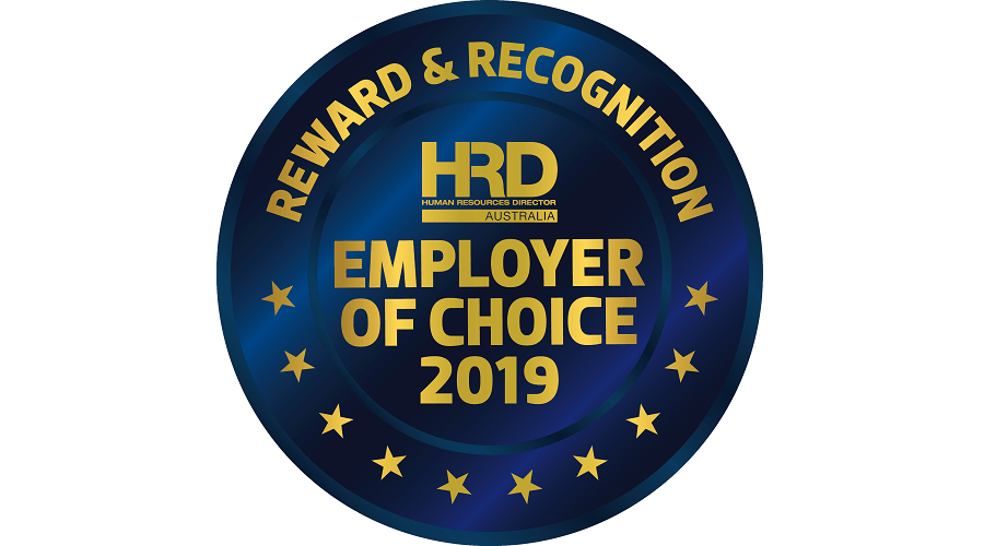 Rewards and Recognition - Employer of Choice 2019