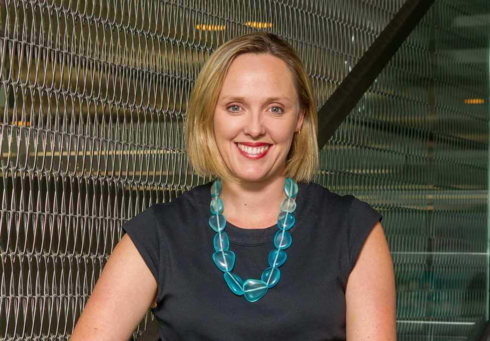 Helen Fraser, General manager, human capital, Laing O'Rourke
