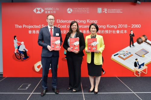 Eldercare costs to balloon six-fold in Hong Kong – HSBC