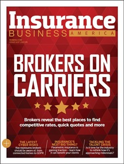 Insurance Business America issue 6.07