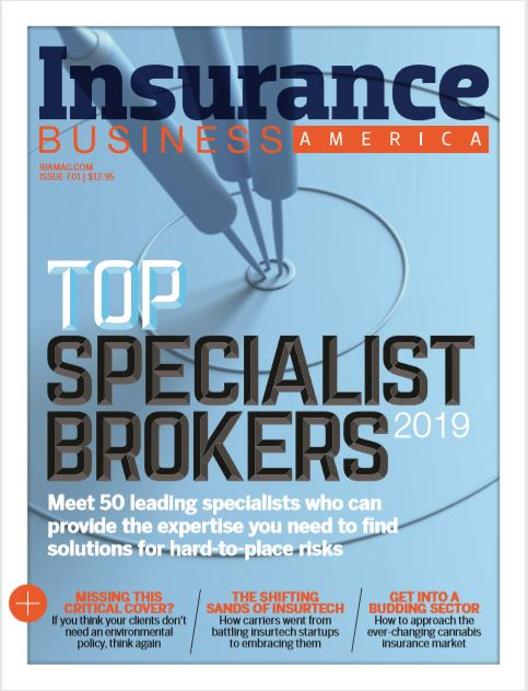 Insurance Business America issue 7.01