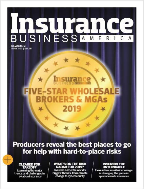 Insurance Business America issue 7.03