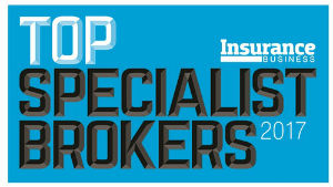 Top Specialist Brokerages 2017