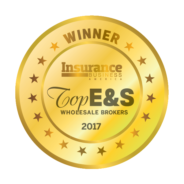 Top E & S Wholesale Brokers 2017