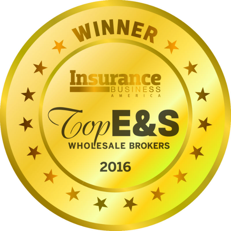 Top E&S Wholesale Brokers 2016