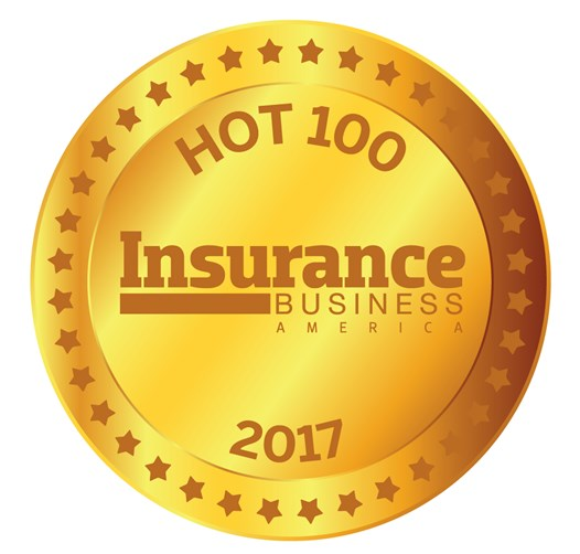 Hot 100 2017 - 4th Annual Hot 100 List | Insurance Business America