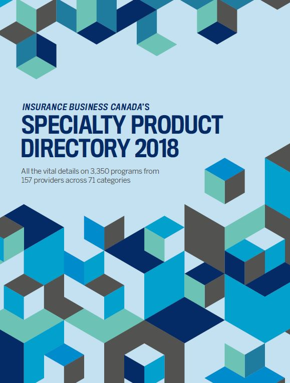 Insurance Business Specialty Product Directory 2018