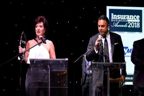 Insurance Business Canada Awards recognize top achievers across a spectrum of categories