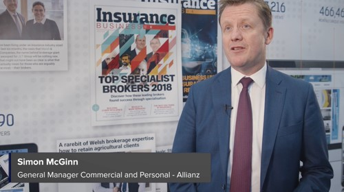 What role do brokers play in the modern insurance market?