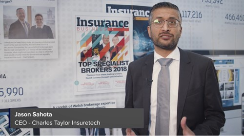 What are the key developments in the insurtech space?