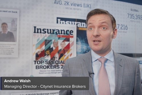 How to make it to the top in insurance