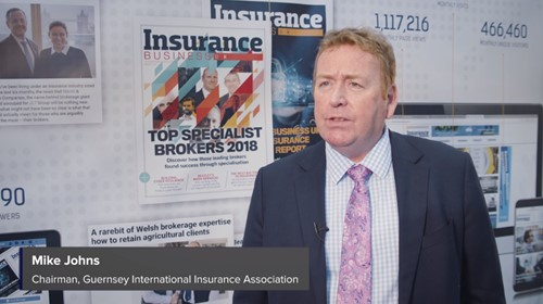What does Guernsey have to offer the insurance industry?
