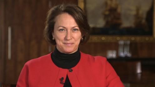 Inga Beale calls on digital natives to join insurance