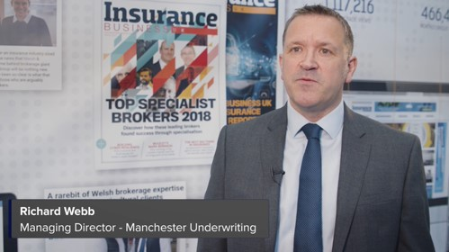 How can brokers identify an insurer going through hard times?