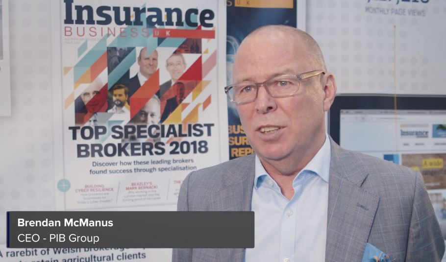 What's the story behind insurance group's acquisition spree?