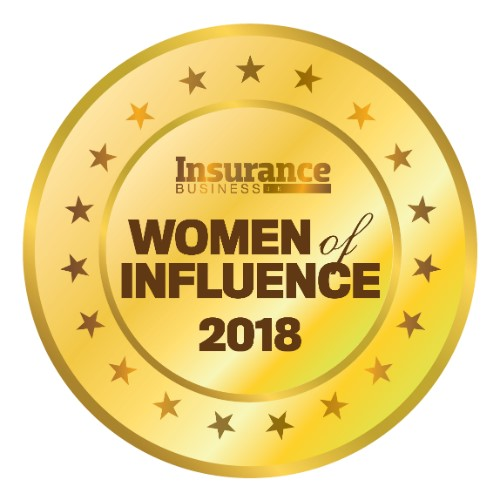 Women of Influence 2018