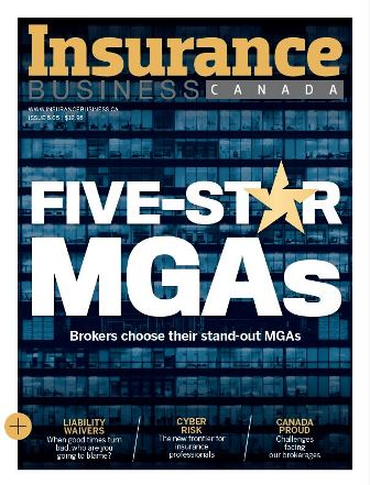 Insurance Business Magazine 5.05