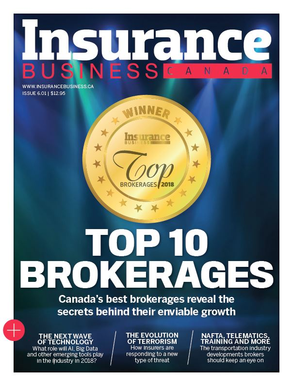 Insurance Business Magazine 6.01