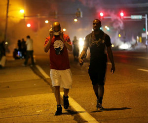 Ferguson insurance agency faces financial woes after riots, turning over Tyrone Harris tape