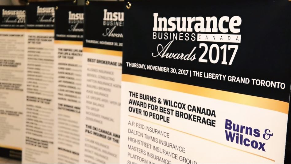 In case you missed it: Insurance Business Canada Awards 2017 highlights