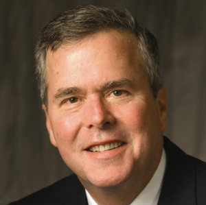 "Obamacare ""a bigger problem than a solution,"" says Jeb Bush"