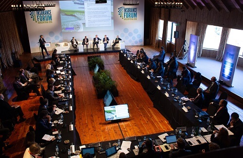 Insurance industry joins discussion agenda of G20