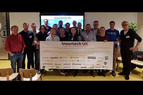 British insurtechs unveil representative group
