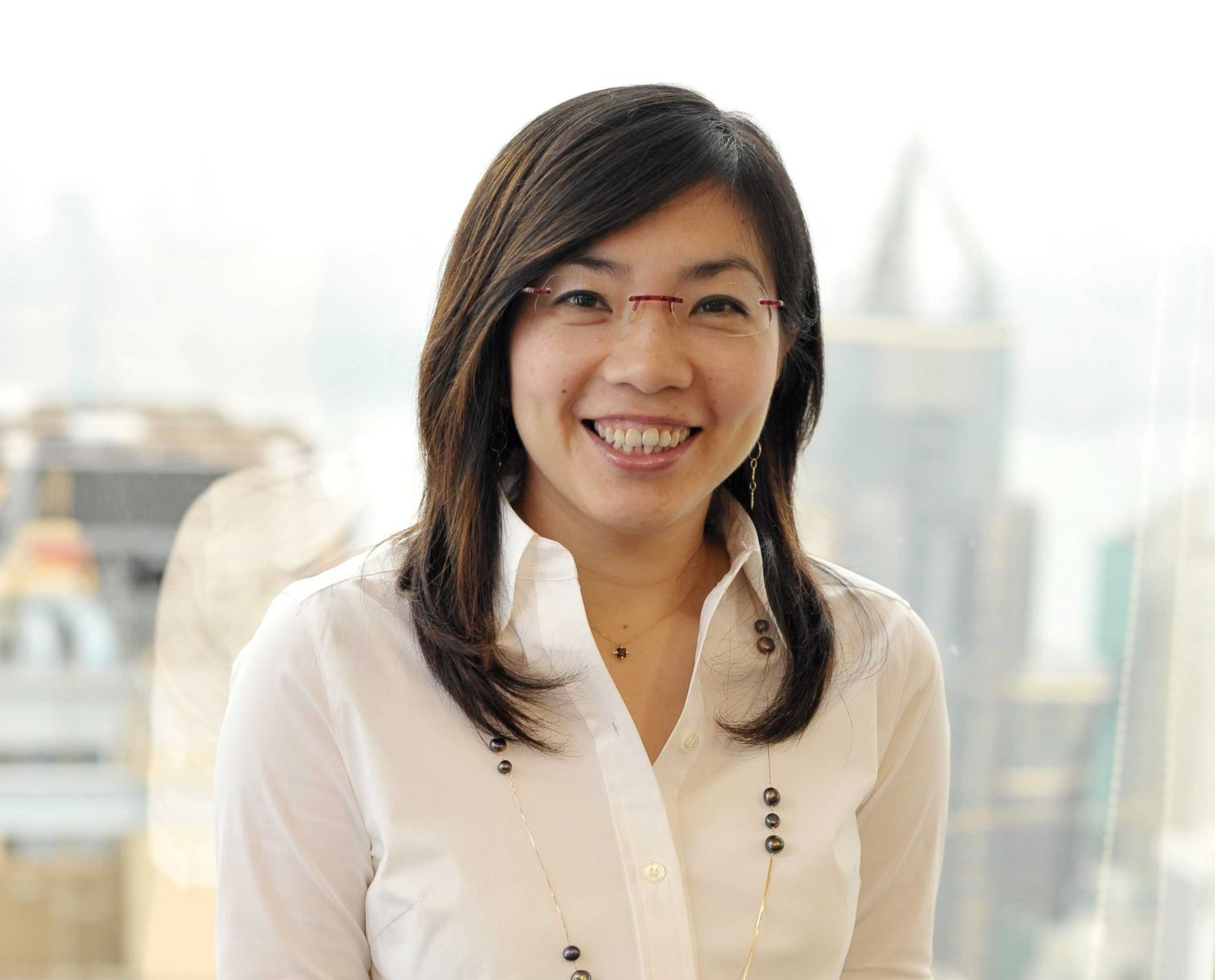 Isabel Lam, Head of HR, AXA Hong Kong