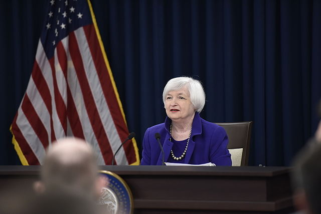 AIG hoping Yellen will help with profits