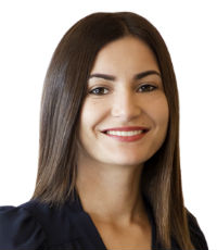 Jenna Sammut, Account manager, professional risks & direct, retail risk services, JLT
