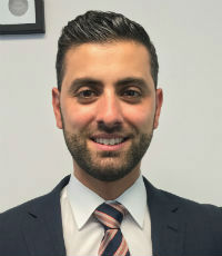 1. Joe Khoury, Insurance One