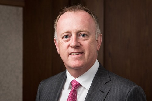 New Lloyd's boss moves into role