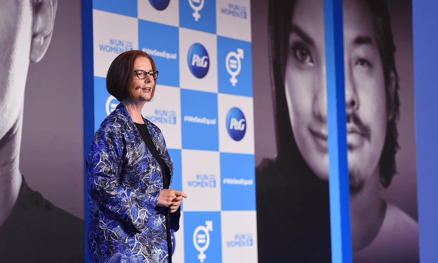 Unconscious bias greatest threat to diversity: Julia Gillard