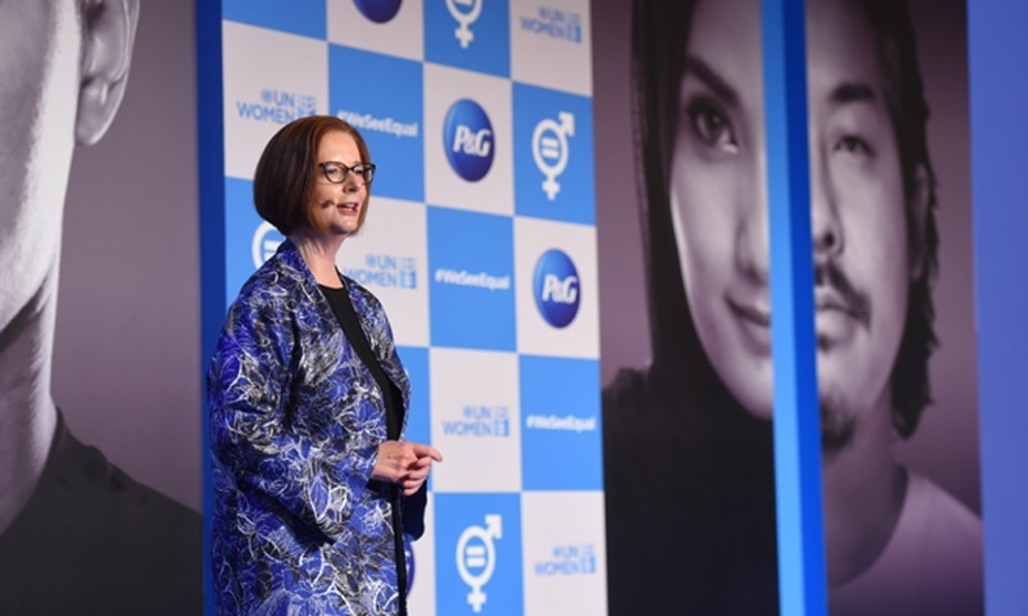 Unconscious bias greatest threat to diversity: Julia Gillard