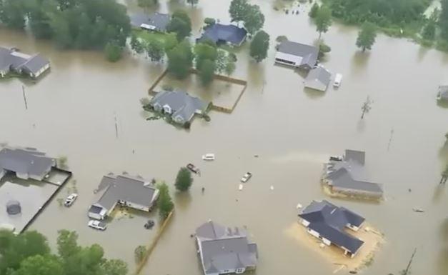 Louisiana floods update