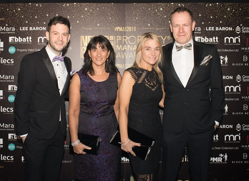 Lansdown Insurance Brokers recognised at Property Management Awards