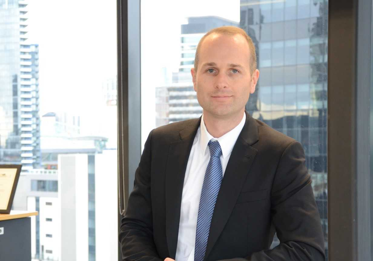 Liam Hayes, Global chief people officer, Aurecon