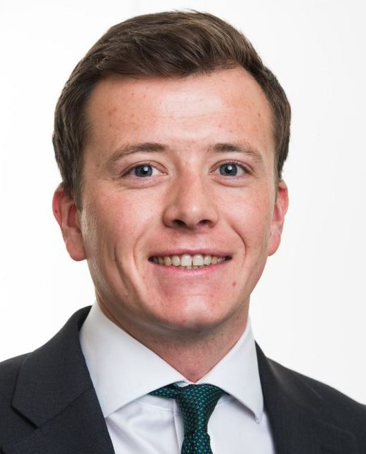 Liam McEneaney, Renewable energy underwriter, AXIS