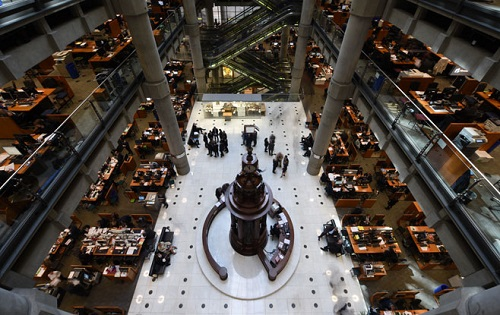 Lloyd's to ring Lutine Bell on day of Sir David Rowland's funeral