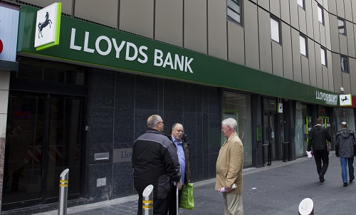 Lloyds takes £350 million hit from mis-sold insurance