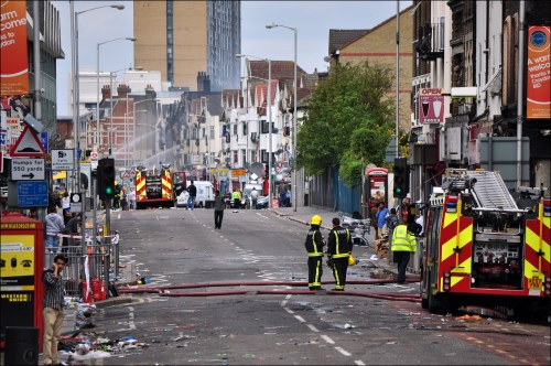 Insurers on hook for £80m in damage from 2011 riots