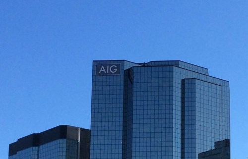 What went wrong for fallen AIG CEO Peter Hancock?