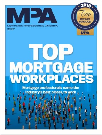Top Mortgage Workplaces