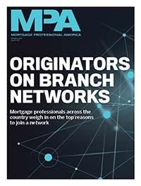 Originators on Branch Networks 2016