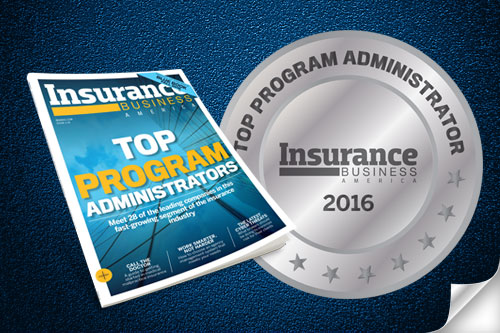 Top Program Administrators 2016 - Full Digital Edition | Insurance Business America