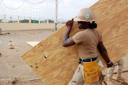 Skewed backlog data indicate construction slowdown