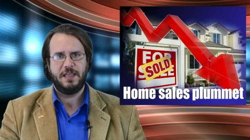 New home sales plummet, CFPB wants to cut the paperwork